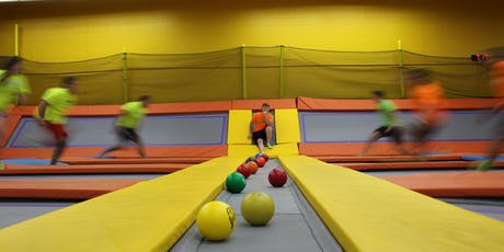MVP Nation Trampoline Dodgeball League - Weekly Drop In tickets