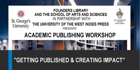 Academic Publishing Workshop tickets