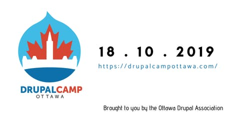 DrupalCamp Ottawa 2019 tickets