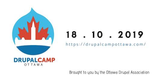 DrupalCamp Ottawa 2019