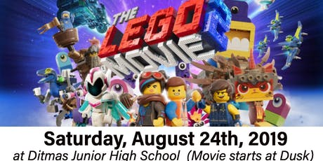 Family Movie Night Featuring Lego Movie 2  tickets