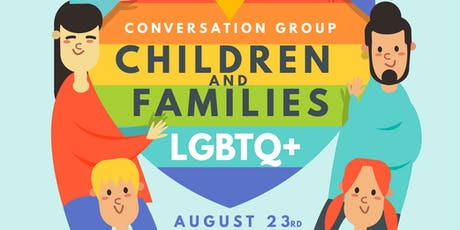 Conversation Group: Children and Families LGBTQ+ tickets