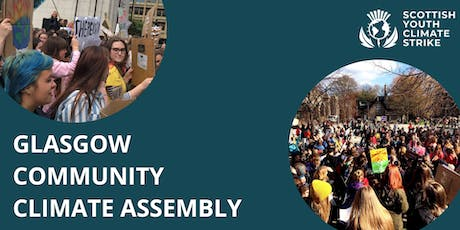 Glasgow Community Climate Assembly tickets