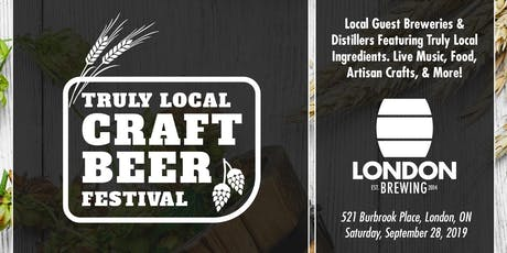 Truly Local Craft Beer Fest tickets