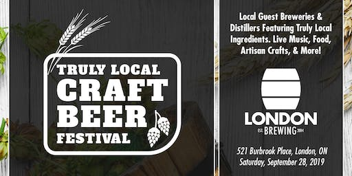 Truly Local Craft Beer Fest