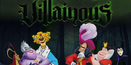 Initiation Jeu Disney - Villainous