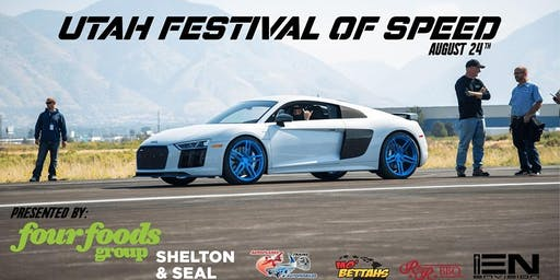 Festival of Speed: Standing 1/2 mile