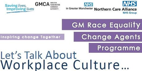 Greater Manchester RECAP  Launch & Welcome Event tickets