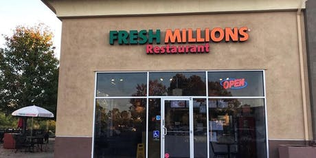 Customer Appreciation Celebration @ Fresh Millions Roseville  Sat 9/14 tickets