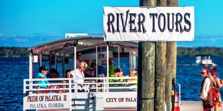 2019 Bartram Frolic Riverboat Tours tickets