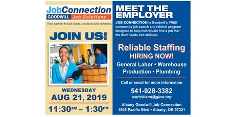 Hiring Event - Albany - 8/21/19 tickets