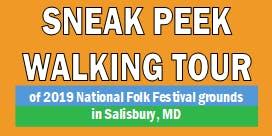 Sneak Peek Walking Tour