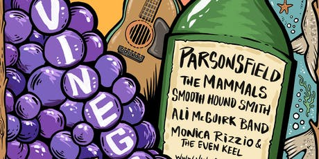 6th Annual Vinegrass Music Festival tickets