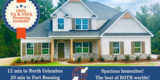 8 Harris County GA Locations