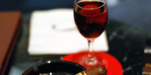 Port and Cigar Night