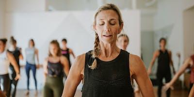 Barre3 at Diane Matthews School of Dance Arts with Brenna