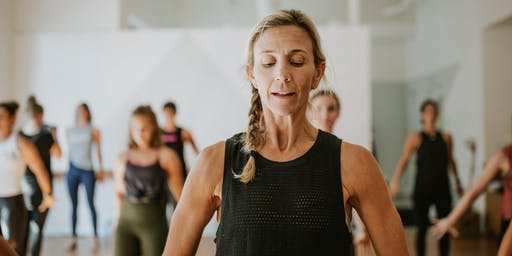 Barre3 at Diane Matthews School of Dance Arts with Brenna