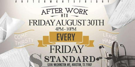 After Work Happy Hour tickets