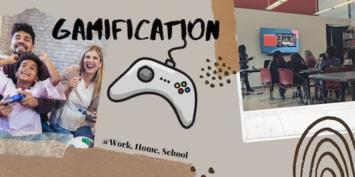 Gamification  101  @Work and Home