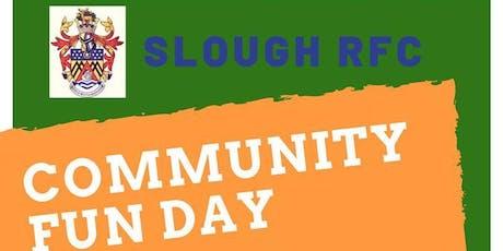 Slough RFC Community Day tickets