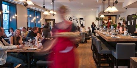 Sortie Eastman: Restaurant Le CÔTE billets