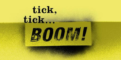 Bellissima Productions: Tick, Tick...BOOM!
