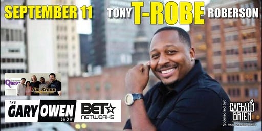 Comedian T-ROBE Live In Naples, FL Off the hook comedy club