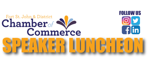 Chamber Speaker Luncheon - Michael Losier / Law of Attraction - Sept 17
