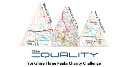 Yorkshire Three Peaks Challenge tickets