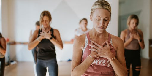 Barre3 at Diane Matthews School of Dance Arts with Terri