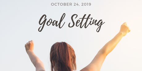 How To Set Goals and Crush Them tickets