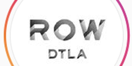 Body Composition Testing- The Athletic Club ROW DTLA tickets