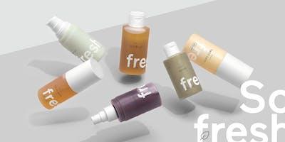RINGANA fresh skin care concept
