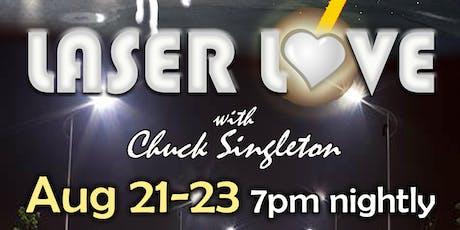 Laser Love tickets