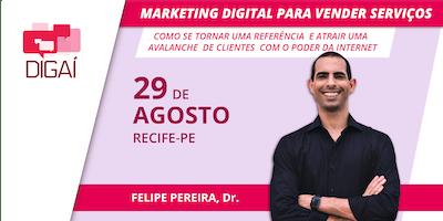 Palestra Marketing Digital para Vender Serviços - Impact Hub
