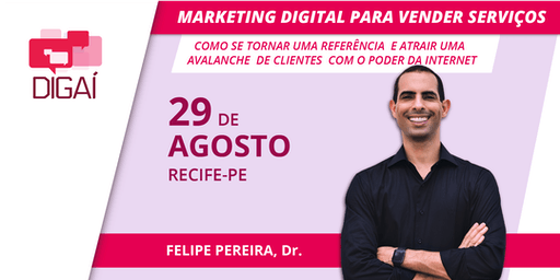 Palestra Marketing Digital para Vender Serviços - Impact Hub