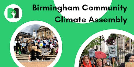 Birmingham Community Climate Assembly tickets