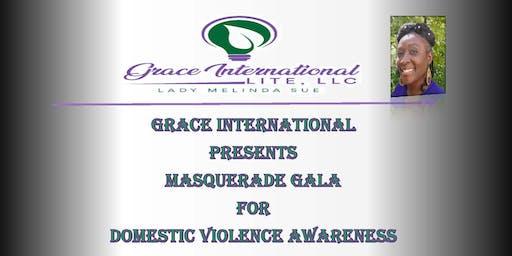 Domestic Violence Masquerade Ball (Gala)