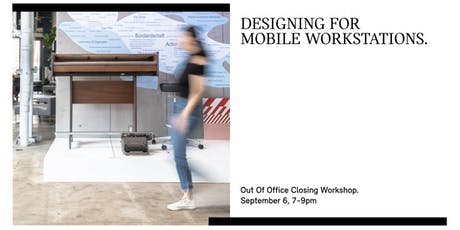 DESIGNING FOR MOBILE WORKSTATIONS tickets