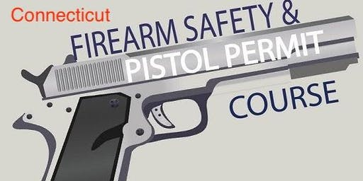 Connecticut Pistol Permit Class September 21st and 28th 2019 (two sessions 4 hours each)