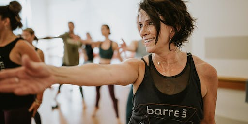 Barre3 at Diane Matthews School of Dance Arts with Jenn