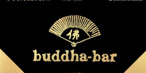 Champagne Afternoon Tea at Buddha Bar, Knightsbridge: Sunday 6 October