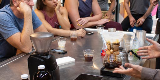 Friday Tasting! Sep 6th: Your favorite Klatch Coffee Baristas