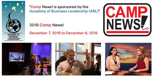 Camp News! Sponsored by the Academy of Business Leadership