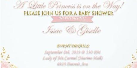Baby Shower For Princess Zora tickets