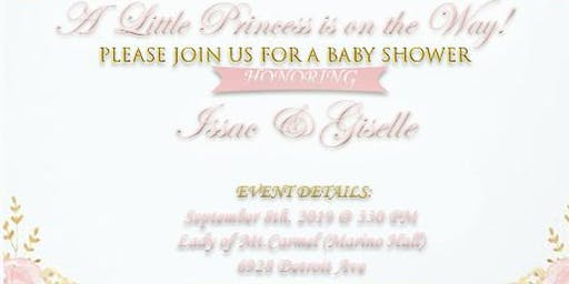 Baby Shower For Princess Zora