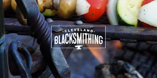 Fall Forge & Feast : Blacksmithing and Campfire Cooking Workshop