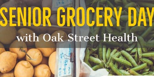 Senior Grocery Day - Free Groceries for Seniors!