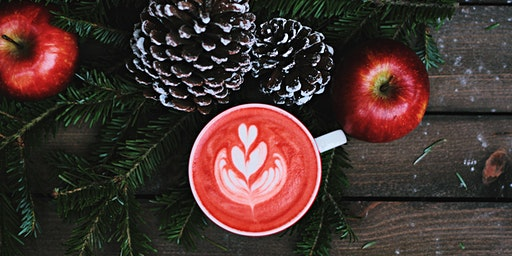 Holiday Coffee: Make Your Own Holiday Lattes + Cappuccinos