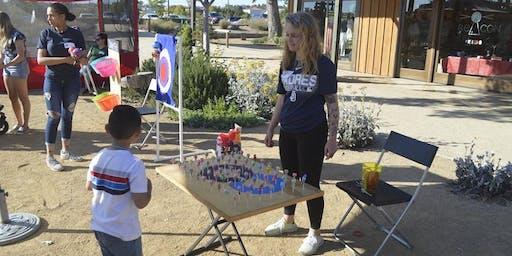 Volunteers Needed: Kids Carnival & Charity Craft Fair